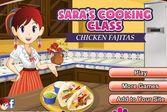 Кухня Сары фахитос