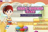Кухня Сары радужные кексы