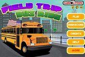 Путешествие по городу на экскурсионном автобусе