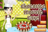 Кухня Сары шоколадный мусс