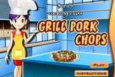 Кухня Сары свиные рёбра гриль