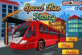 Управление безумным автобусом среди городских улиц