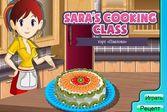 Кухня Сары торт Павлова