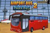 Везти пассажиров к самолету на пассажирском автобусе