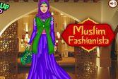 Одевалка мусульманки