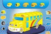 Создайте настоящий школьный автобус