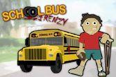 Перевести детей на другую сторону дороги к автобусу