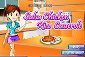 Кухня Сары курица с рисом