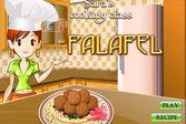 Кухня Сары фалафель