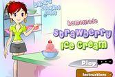 Кухня Сары мороженое из вишни