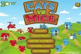 Вместе с кошками выгнать вредных мышей