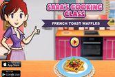 Кухня Сары французские вафли