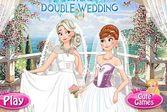 Одежда для двойной свадьбы