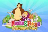 Маша и Медведь – Летнее веселье