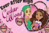 Эвер Афтер Хай образ для Сидар Вуд для девочек