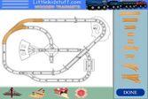 Нарисованные поезда – управляй дорогой