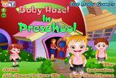 Родители отвели Хейзел в детский садик