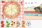 Пицца для самых привередливых детишек