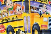 Пазл - школьники во время следования в школьном автобусе