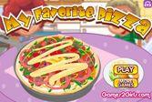 Создайте свою любимую пиццу по особому рецепту