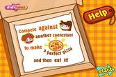 Соревнования по приготовлению лучшей пиццы