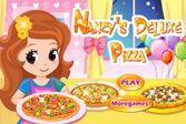 Вкуснейшая пицца делюкс в Вашем исполнении
