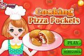 Замечательная Pockets пицца в Вашем исполнении