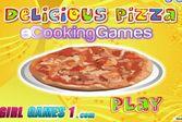 Приготовьте все продукты для будущей пиццы