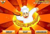Сложный день в популярной пиццерии города
