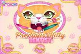 Лечить благородной кошке больные зубы