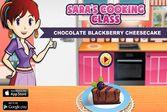 Кухня Сары шоколадный чизкейк