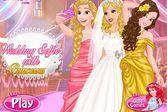 Одевалка для модных принцесс Диснея