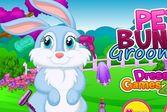 Уход за кроликом и крольчихой