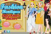 Одевалка принцесс Диснея часть 1