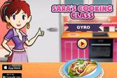 Кухня Сары гирос
