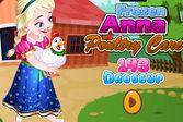 Уход за курицей Анны