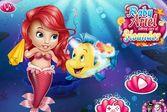 Уход за рыбкой принцессы Ариэль