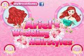 Ариэль выходит замуж и нужна прическа