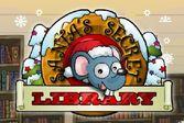 Мышонок в секретной библиотеке Санта Клауса