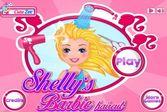 Девочка Шелли мечтает о новой прическе