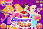 Шоу талантов в волшебной стране Дисней