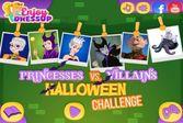 Хэллоуин делает из добрых принцесс настоящих злодеек