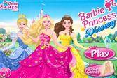 Барби хочет быть как принцесса Диснея