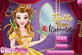 Прическа для бала для милой принцессы