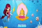 Домашние рыбки русалки