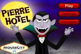 Посетите ужасно страшную гостиницу вампира Пьера