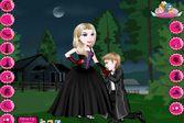 Подберите наряды для влюбленных вампиров