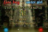 Огонь и Вода - бродилки по храму