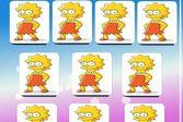 Карточки Симпсонов