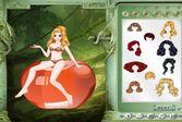 Яблочная фея